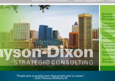 Mayson Dixon Branding